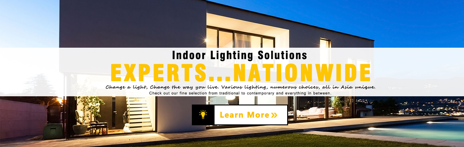 China Factory - Indoor lighting solutions expert